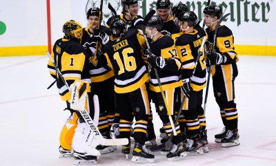 Pittsburgh Penguins win Washington Capitals