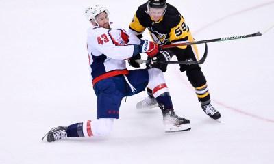 Pittsburgh Penguins game, Jake Guentzel, Tom Wilson Washington Capitals