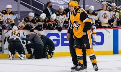 Pittsburgh Penguins game Boston Bruins Brandon Tanev