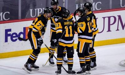 Pittsburgh Penguins, Jeff Carter, Jared McCann, Frederick Gaudreau