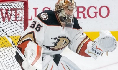 NHL trade, pittsburgh penguins, john gibson