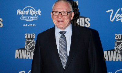 Pittsburgh Penguins GM Jim Rutherford