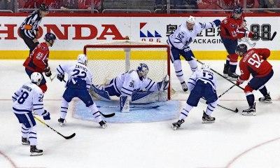 Nikita Zatisev Toronto Maple Leafs