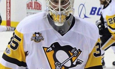 Tristan Jarry Pittsburgh Penguins