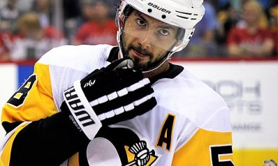 Kris Letang Pittsburgh Penguins
