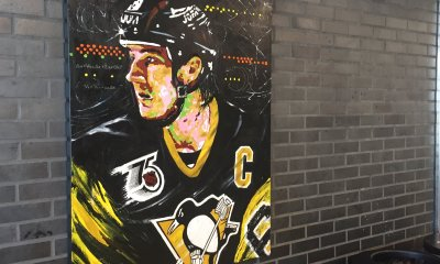 Pittsburgh Penguins Mario Lemieux