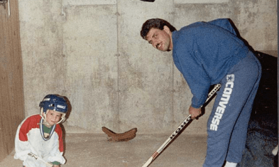 Sidney Crosby Childhood Photo