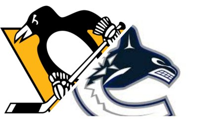 Pittsburgh Penguins Score vs. Vancouver Canucks