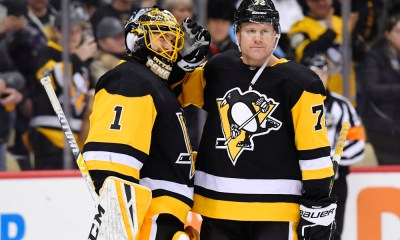 Pittsburgh Penguins Patric Hornqvist, Casey DeSmith, NHL expansion draft