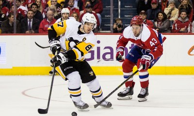 Pittsburgh Penguins Sidney Crosby Washington Capitals Tom Wilson