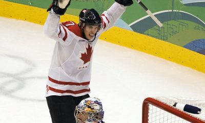 Pittsburgh Penguins Team Canada Sidney Crosby Golden Goal