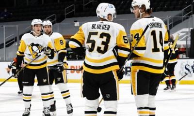 Pittsburgh Penguins trade, Mark Jankowski, Teddy Blueger