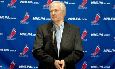 NHL return NHLPA Donald Fehr