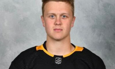 PIttsburgh Penguins valtteri puustinen