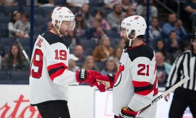NHL trade Kyle Palmieri
