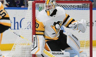 Pittsburgh Penguins Trade Matt Murray