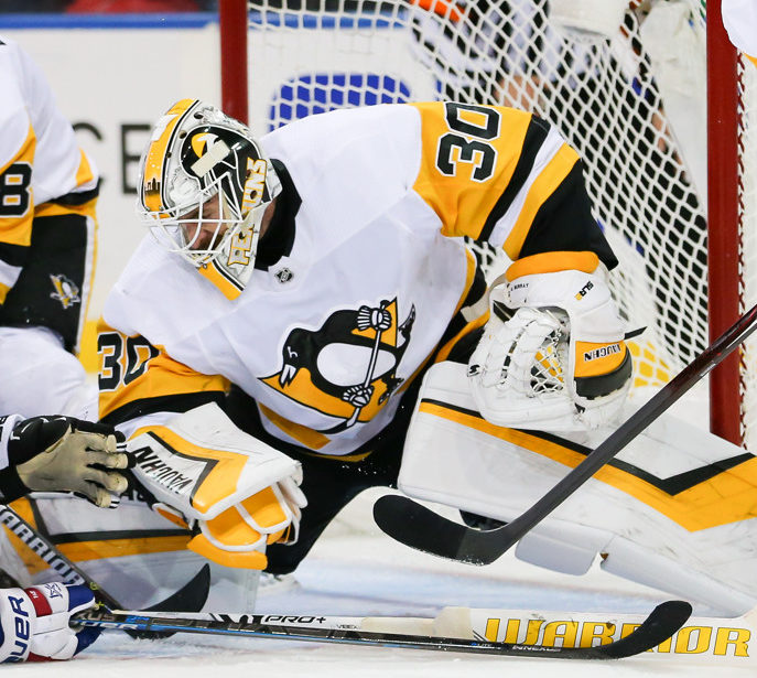 'Average at Best,' Penguins Need More from Murray