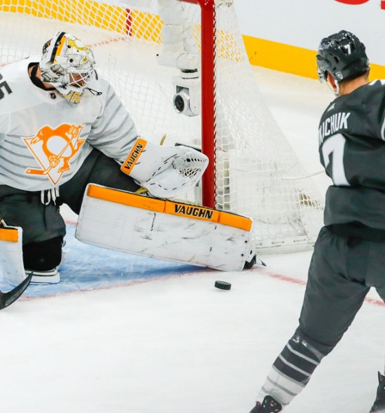Pittsburgh Penguins NHL All Star Game Tristan Jarry