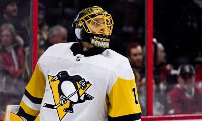 Pittsburgh Penguins trade bait Casey DeSmith