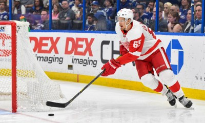 Pittsburgh Penguins trade, Detroit Red Wings Danny Dekeyser