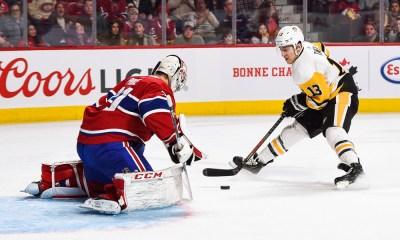 Pittsburgh Penguins Brandon Tanev Carey Price