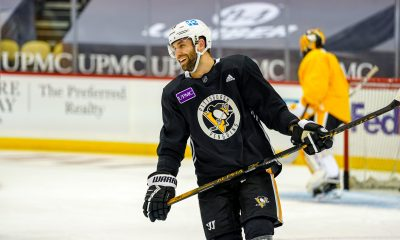 Pittsburgh Penguins Jason Zucker