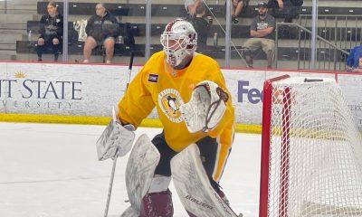 Pittsburgh Penguins, Filip Lindberg