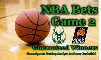 NBA Game 2, NBA bets, milwaukee bucks, phoenix suns