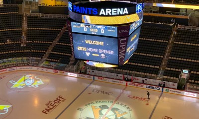 Pittsburgh Penguins vs. Buffalo Sabres Home Opener