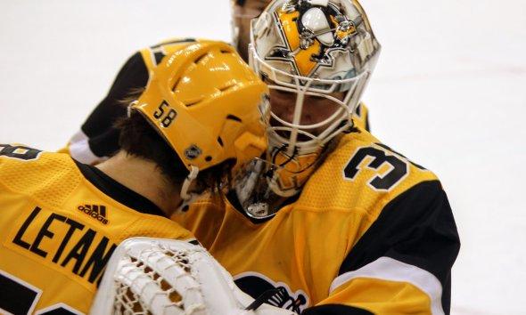 NHL trade, Pittsburgh Penguins Tristan Jarry, Kris Letang