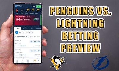 Penguins vs. Lightning Betting