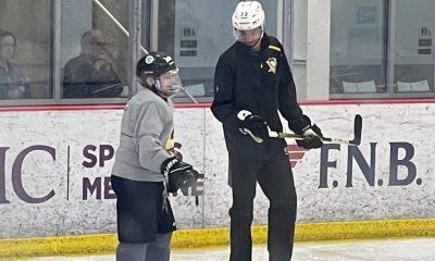Pittsburgh Penguins, P.O. Joseph, Black Youth Players