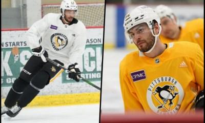 Pittsburgh Penguins, P.O. Joseph, Mark Friedman