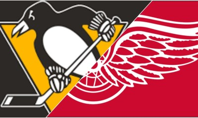 Pittsburgh Penguins Detroit Red Wings