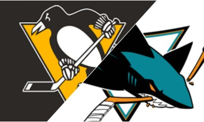 Pittsburgh Penguins game vs. San Jose Sharks