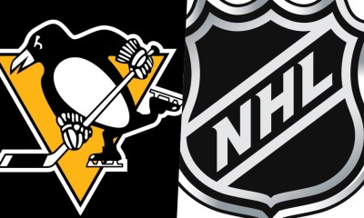 Pittsburgh Penguins logo, NHL season,