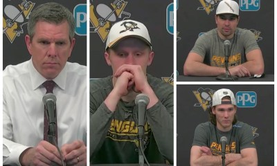 Pittsburgh Penguins, Mike Sullivan, Jake Guentzel, Cody Ceci, Mark Jankowski