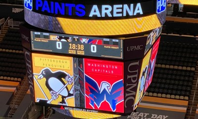 Pittsburgh Penguins Game vs. Washington Capitals