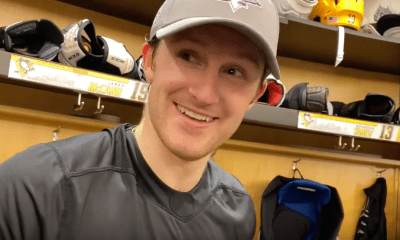 Jared McCann Pittsburgh Penguins Video Still