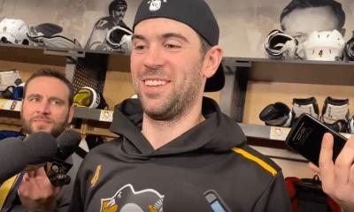 Pittsburgh Penguins Justin Schultz
