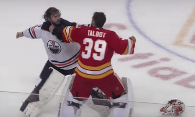 NHL trade rumors, goalie fight cam talbot and more