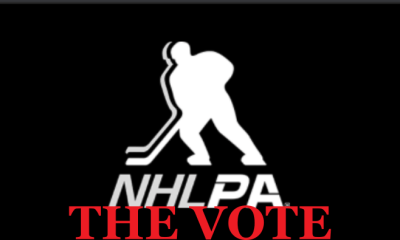 NHLPA Votes on NHL return