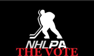 NHLPA Votes on NHL return