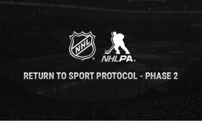 NHL Phase 2, NHL return, Pittsburgh Penguins