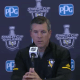 Pittsburgh Penguins head coach Mike Sullivan discussed Sidney Crosby