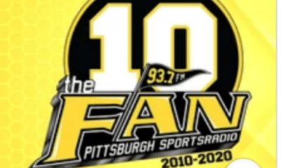 Jeff Hatthorn, Dan Kingerski Pittsburgh Penguins, 93-7 the Fan
