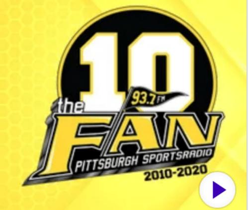 NHL season, Chris Mack, Dan Kingerski Pittsburgh Penguins, 93-7 the Fan