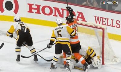 Pittsburgh Penguins Philadelphia Flyers