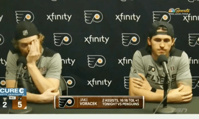 Pittsburgh Penguins, Jakub Voracek, NHL trade