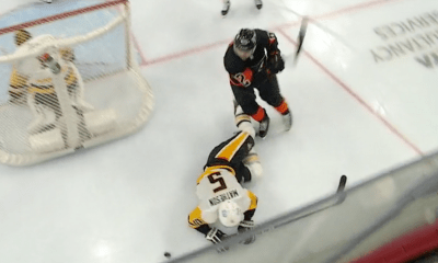 Pittsburgh Penguins, Mike Matheson injury, Nicolas Aube-Kubel